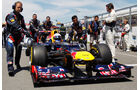 Red Bull Formel 1 GP Kanada 2012