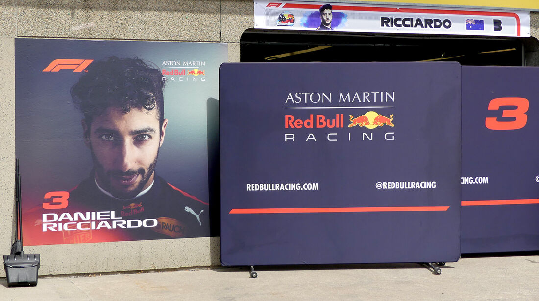 Red Bull - Formel 1 - GP Kanada - Montreal - 6. Juni 2018