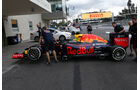Red Bull - Formel 1 - GP Mexiko - 27. Oktober 2016