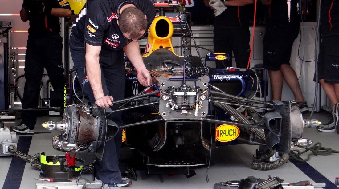 Red Bull - Formel 1 - GP Monaco - 24. Mai 2012