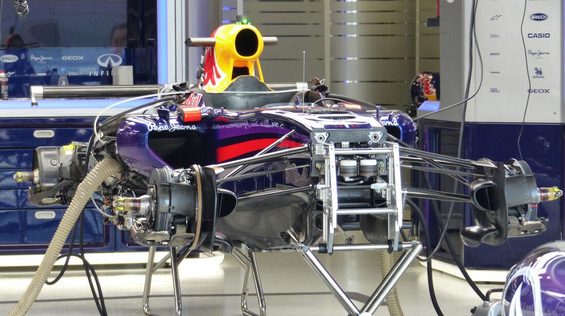 Red Bull - Formel 1 - GP Russland - Sochi - 9. Oktober 2014
