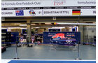 Red Bull - Formel 1 - GP Singapur - 17. September 2014