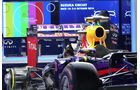 Red Bull - Formel 1 - GP Singapur - 2. Oktober 2014