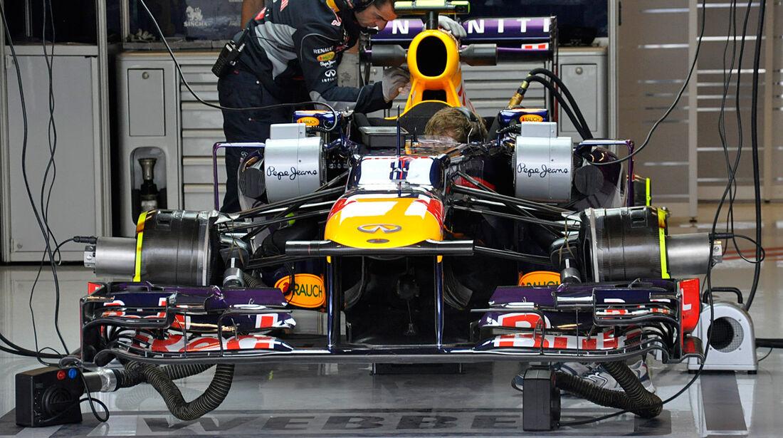 Red Bull - Formel 1 - GP USA - 15. November 2013