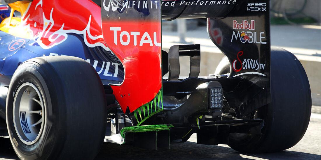 Red Bull - Formel 1 - GP USA - Austin - 16. November 2012