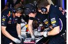 Red Bull - Formel 1 - GP Ungarn - 26. Juli 2014
