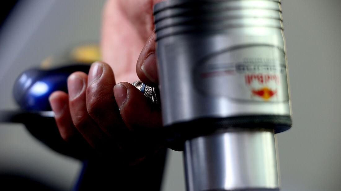 Red Bull - Formel 1 - GP Ungarn - Budapest - 28. Juli 2012