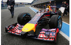 Red Bull - Formel 1 - Jerez-Test 2014