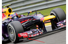 Red Bull - Formel 1-Technik - GP Belgien 2013