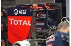 Red Bull - Formel 1-Technik - GP Belgien / GP Italien - 2016