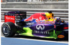 Red Bull - Formel 1 Test - Bahrain - 2014