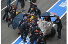 Red Bull - Formel 1-Test - Barcelona - 2012