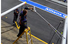 Red Bull -  Formel 1 - Test - Barcelona - 22. Februar 2013