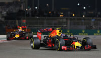 Red Bull - GP Abu Dhabi 2016