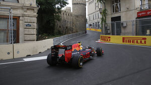 Red Bull - GP Aserbaidschan 2017