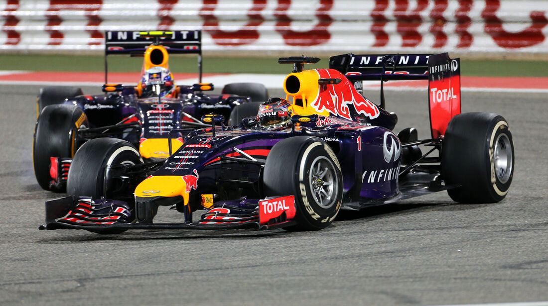 Red Bull - GP Bahrain 2014