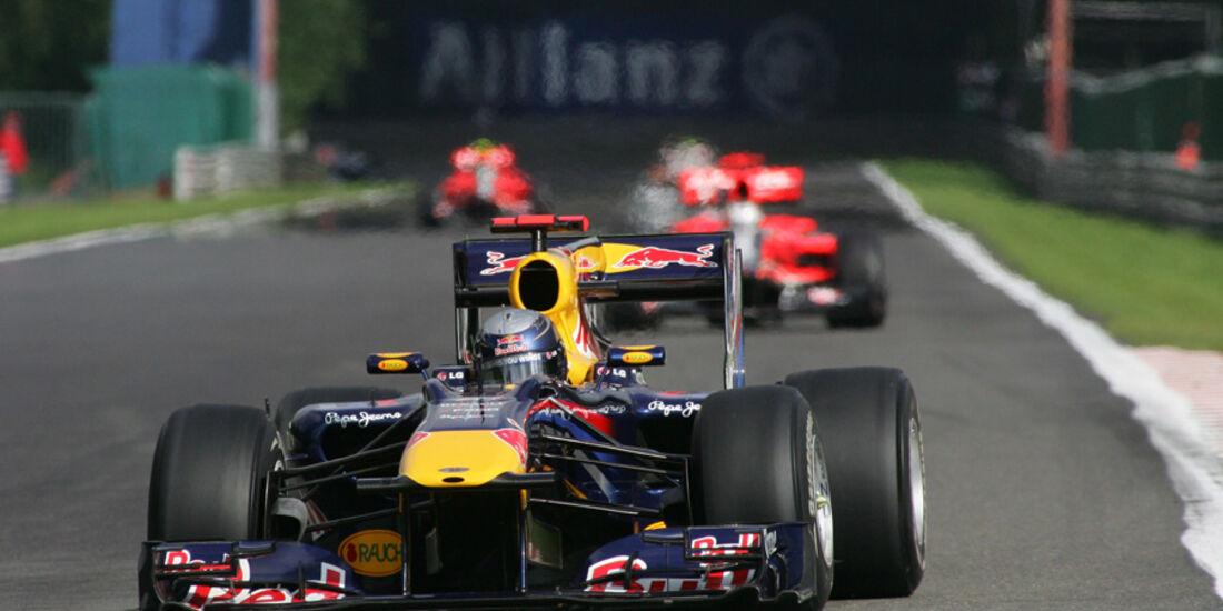 Red Bull GP Belgien