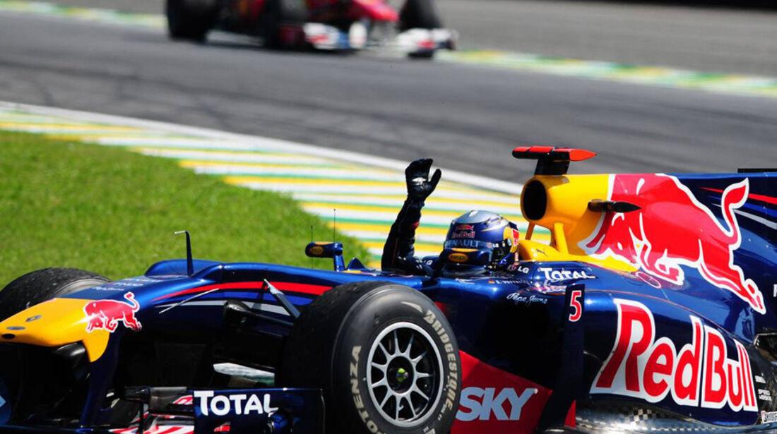 Red Bull GP Brasilien 2010