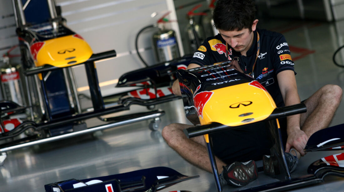 Red Bull - GP Brasilien - 25. November 2011