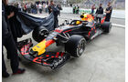 Red Bull - GP Brasilien - Interlagos - Formel 1 - Donnerstag - 8.11.2018