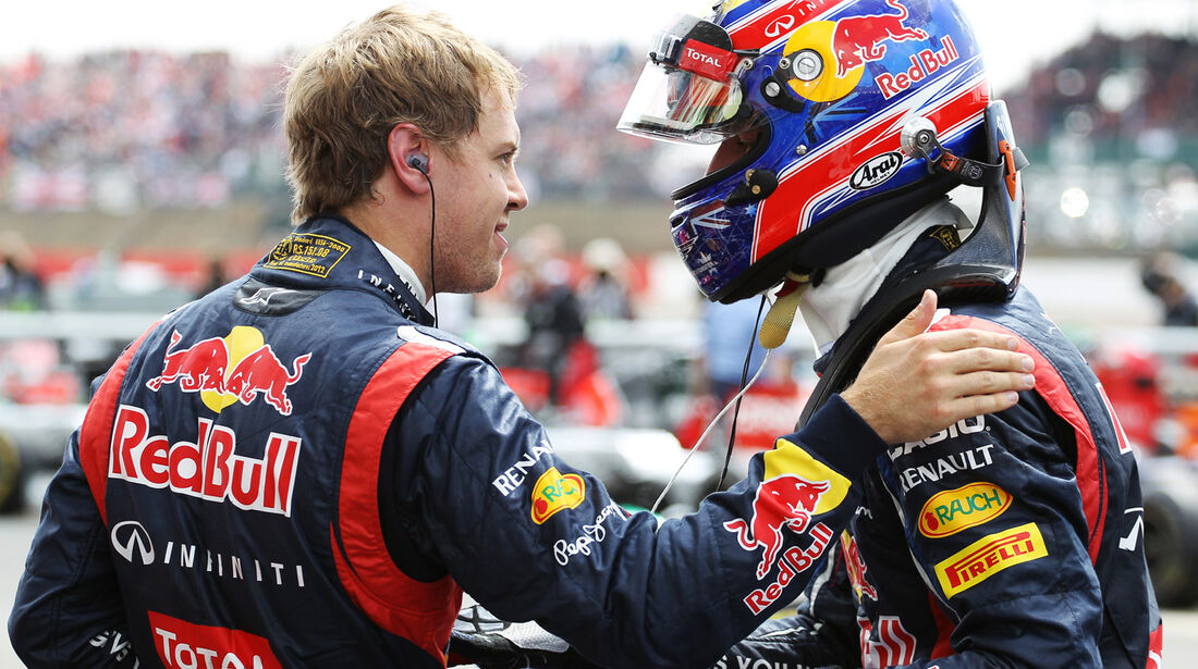 Red Bull GP England 2012