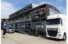 Red Bull - GP England - Silverstone - Formel 1 - Mittwoch - 4.7.2018