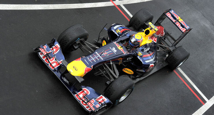 Red Bull - GP England
