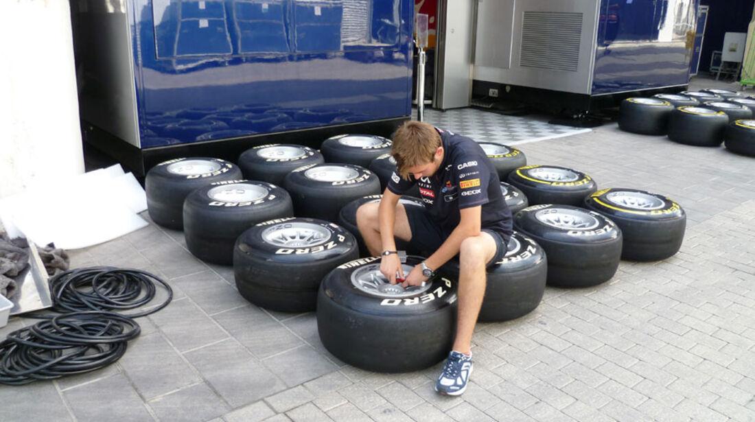 Red Bull GP Europa 2011