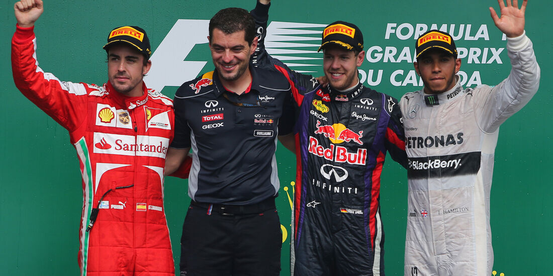 Red Bull - GP Kanada 2013