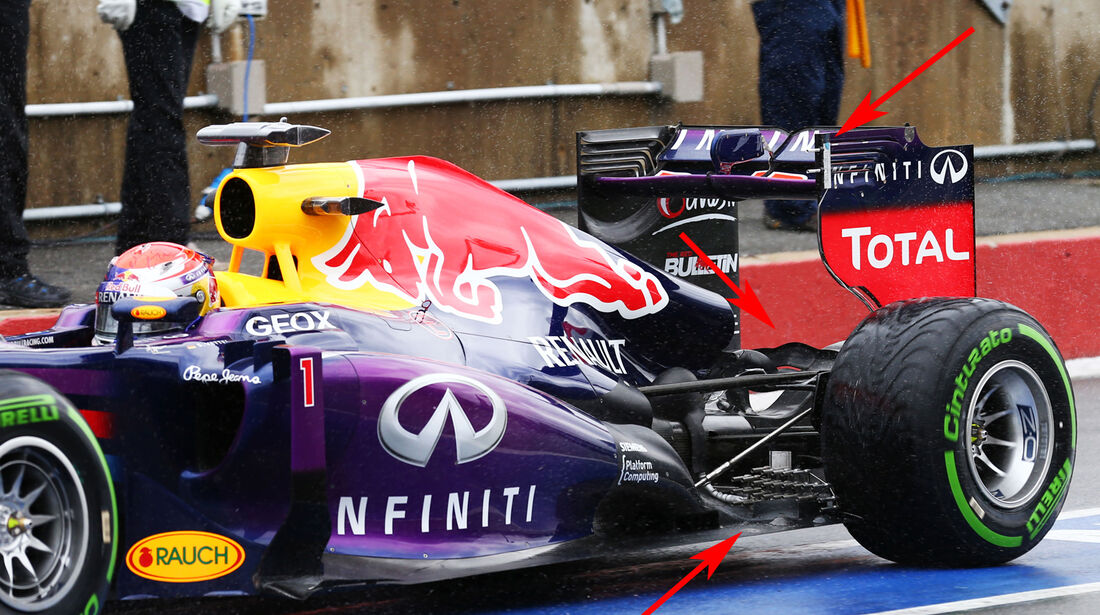Red Bull GP Kanada 2013