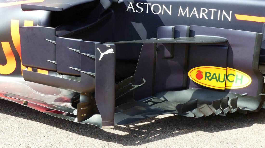 Red Bull - GP Monaco - Formel 1 - Donnerstag - 24.5.2018