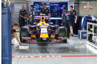 Red Bull - GP Russland - Sochi - Donnerstag - 8.10.2015
