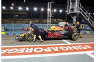 Red Bull - GP Singapur - Formel 1 - Donnerstag - 14.9.2017