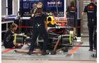 Red Bull - GP USA - Austin - Formel 1 - Freitag - 20.10.2017