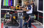 Red Bull - GP Ungarn - Budapest - Formel 1 - 28.7.2017