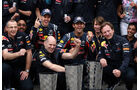 Red Bull Impressionen GP Türkei 2011