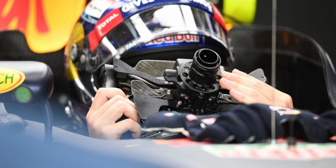 Red Bull - Max Verstappen - Lenkrad - F1 2016