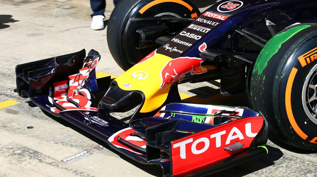 Red Bull Nase - 2015