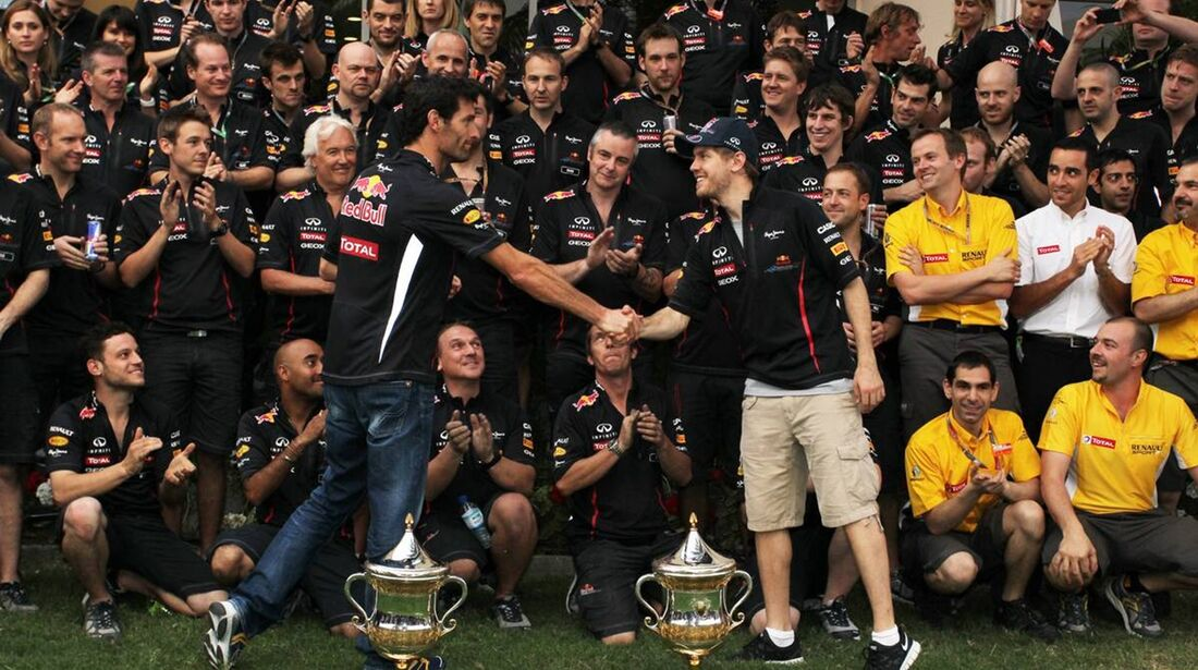 Red Bull Party  - Formel 1 - GP Bahrain - 22. April 2012