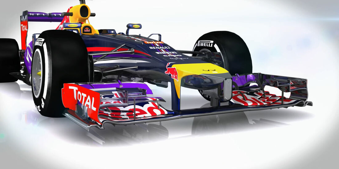 Red Bull RB10 - Piola Technik-Video 2014