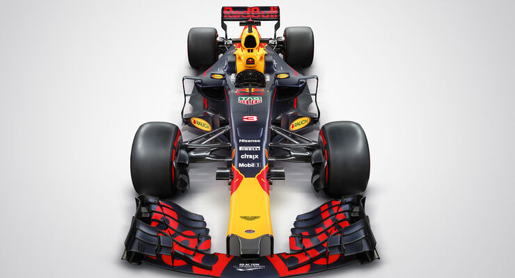 neuer red bull rb13 f r die formel 1 saison 2017 auto motor und sport. Black Bedroom Furniture Sets. Home Design Ideas