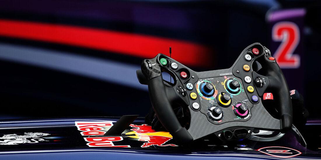 Red Bull RB9 Getriebeübersetzung