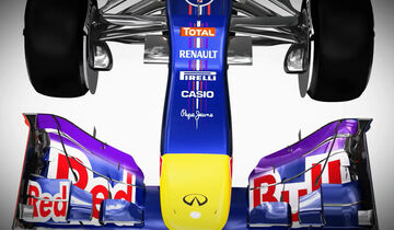 Red Bull RB9 Updates Montreal/Silverstone