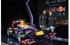 Red Bull RB9 Webber Vettel