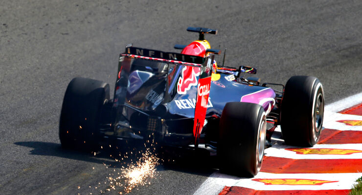 Red Bull Renault - GP Belgien 2015
