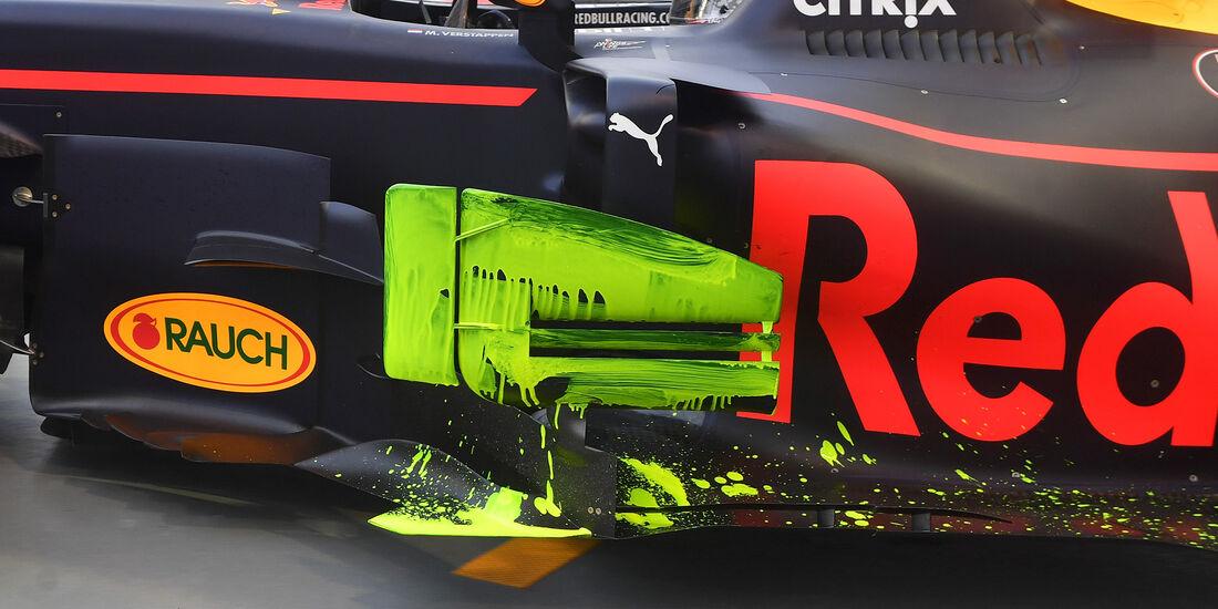 Red Bull - Technik - GP Singapur 2017