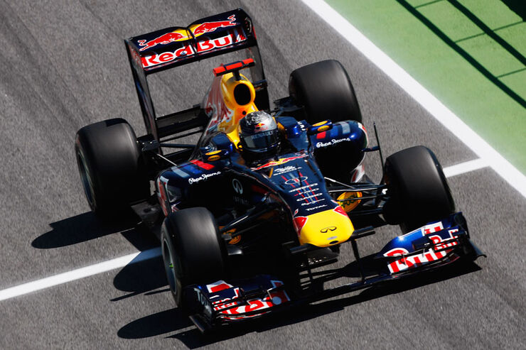 Red Bull Technik GP Spanien 2011