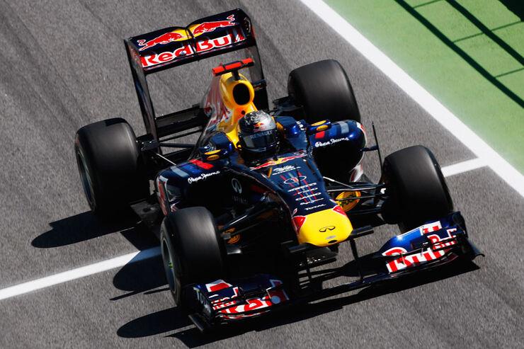Red Bull Technik GP Spanien 2011