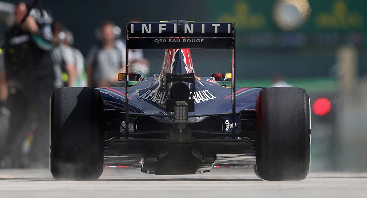 Red Bull - Technik - GP USA/Brasilien 2014