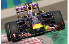 Red Bull - Technik - GP Ungarn 2015